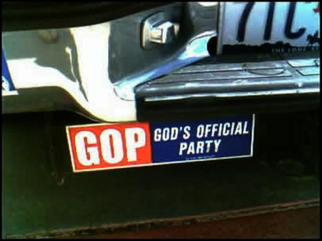 GOP - God's Party