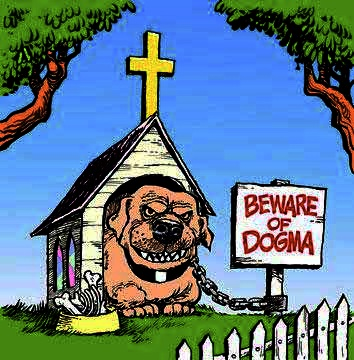 Beware of Dogma